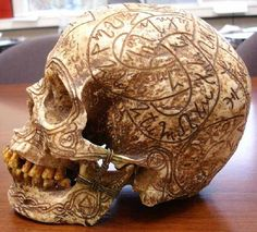 """""""Dresden Files"""" - I found Bob's Skull! *COMPLETED PICS*"""