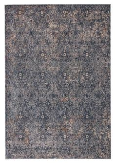 Product Image of Blue, Cream (VND-06) Vintage / Overdyed Area Rug Blue Home Decor, Indoor Rugs, Small Rugs, Nautical Theme, Rug Making, Traditional Design, Jaipur, Area Rugs, Blue Cream