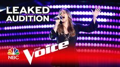 "The Voice 2016 - Alisan Porter's Blind Audition: ""Blue Bayou"" (Sneak Peek)"