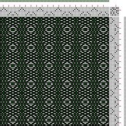 Page 205, Figure 15, Donat, Franz Large Book of Textile Patterns, 6S, 6T