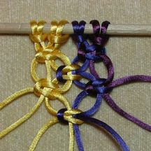 Basic Macrame Knots-Part 2 by Dottie Hoeschen AKA Stonebrash Creative