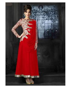 You will be surprised to see the Salwar suits range available online and in the market. Depending on your body structure, choose Salwar suits or buy Anarkali suits online as well as also check out in the market.