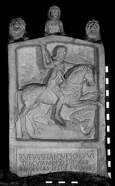 Gloucester: Rufus Sita roman soldier