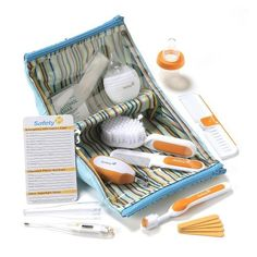 Safety 1st Safety 1st Deluxe Healthcare and Grooming Kit - $20.00