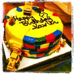 Lego cake!!