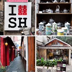 Tianzi Fang at Taikang Lu in Shanghai – A Destination for Shopping, Galleries, Food and Drink
