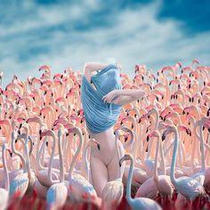 The surreal and sensual world of Elena Vizerskaya | Ufunk.net