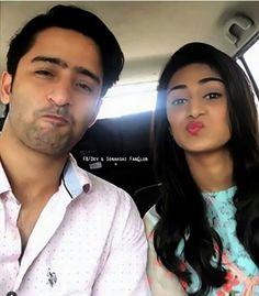 This selfie #Devakshi #Shaheer #Erica