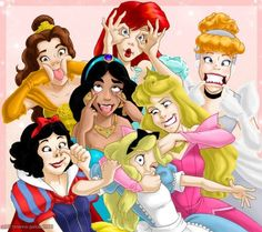 Frozen – A Musical Featuring Disney Princesses
