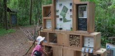 National Trust interpretation project Hoe Fen Property 'living Boards' - bwa design