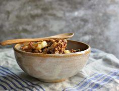 Wholehearted Eats : Apple Spice Baked Oatmeal