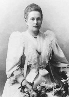 Queen Olga in the 1890s   Grand Ladies   gogm