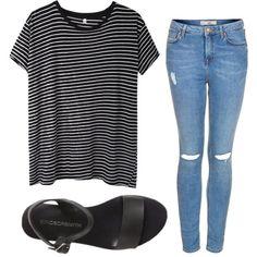 5SOS concert outfit idea 1