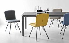 Emma è una seduta confortevole, elegante e colorata adatta per la cucina, il soggiorno e la sala da pranzo. Configurala come preferisci. Solo Online ad un prezzo speciale http://www.myspacearredo.com/#!shop-online/cn8y7/!/EMMA-sedia-set-2-Pezzi/p/67133200/category=19341833