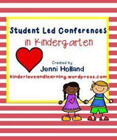 student led conferences title