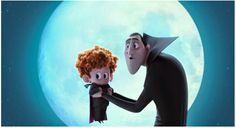 In Hotel Transylvania Two it has been reveled that Mavis and Johnathan are now married and that they have a young son named Dennis. While Mavis and Johnathan are off seeing Johnathan's parents, Dennis stays with his grandpa (Dracula) and while there Mavis's grandfather, Vald (Dracula's elderly father) arrives unexpectedly and it's also been made known that Vald doesn't know that Johnathan is a human or that his great-grandson is half-human. Sounds exciting!