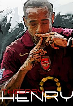 Thierry Henry Arsenal Fc, Arsenal Players, Arsenal Pictures, Thierry Henry Arsenal, Arsenal Wallpapers, Best Football Team, Arsenal Football, Orlando City, Arsene Wenger
