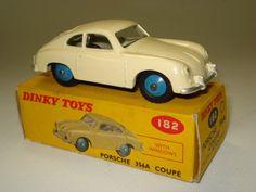 Dinky Toys Porsche 356