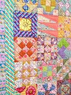The Colourful World of Kaffe Fassett - The American Museum, Bath (part 3) photo by The Little Room of Rachell