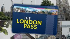 Showing item 1 of 6. London Leisure Pass.