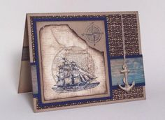 Masculine Masterpiece by jennbhill - Cards and Paper Crafts at Splitcoaststampers