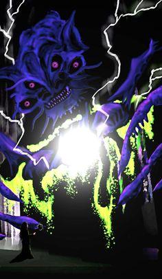 A Sinister Invocation by gomro Kraken, Cthulhu, Art, Art Background, Kunst, Performing Arts