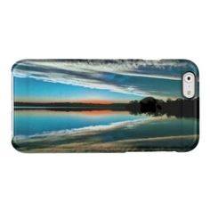 Sky Reflections Uncommon Clearly™ Deflector iPhone 6 Case