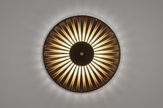 Glint Light Flat Wall Light