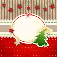 http://freedesignfile.com/84731-cute-christmas-cards-with-frame-vector-set-02/