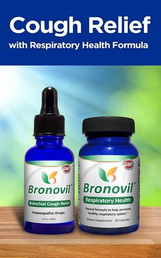 Bronovil - All-Natural Relief for Upper Respiratory Infection #bronchitis #herbs #bronchitis
