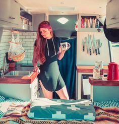 The Best Mercedes Sprinter Hacks, Remodel and Conversion - Camper Life Mercedes Sprinter, Sprinter Van, Camper Life, Camper Van, Car Camper, Casas Trailer, Kangoo Camper, Kombi Motorhome, Kombi Home