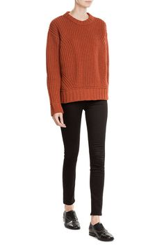 Chunky Wool Pullover   Dsquared2