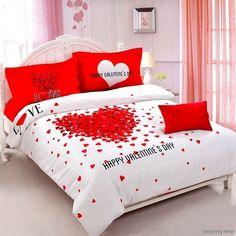 Cool 65 Romantic Valentine Decorations for Bedroom Ideas https://roomaniac.com/65-romantic-valentine-decorations-bedroom-ideas/
