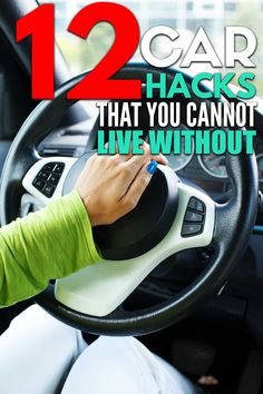 12 car organization hacks that will keep your car organized and free of clutter! Car Life Hacks, Car Hacks, Organisation Hacks, Organization, Car Cleaning Hacks, Kids Education, Canning, Clutter, Trust