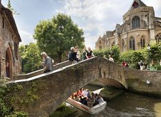 Historic Centre of Brugge (2000) 世界遺産 (ベルギー)
