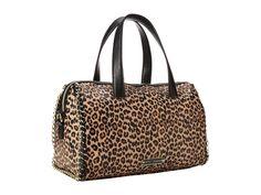 Amazon.co.jp: 【ベッツィジョンソン】 Betsey Johnson タフ ラブ サッチェルバッグ レオパード Tough Love Satchel Leopard 【並行輸入品】: 服&ファッション小物