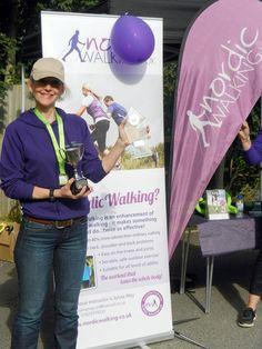 Chichester Half Marathon - Nordic Walking UK