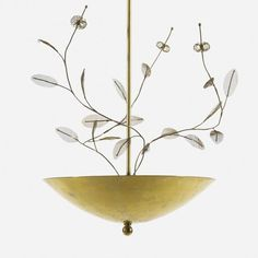Paavo Tynell chandelier.
