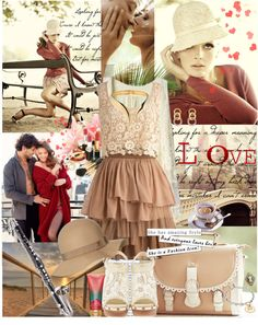 """Sentimento por vc!"" by vaniasb152 ❤ liked on Polyvore"