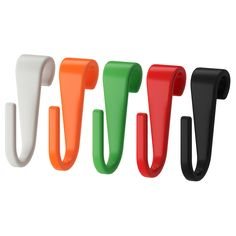 BYGEL S-hook - IKEA $0.99 / 6 pack