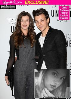 Louis Tomlinson Told Eleanor Calder He Wants To Settle Down With Her, Not Briana Jungwirth ELOUNOR LIVES