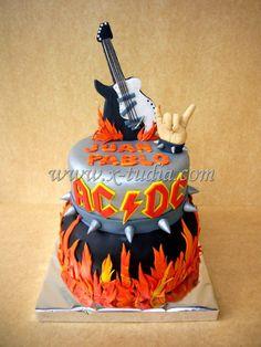 Cake AC/DC