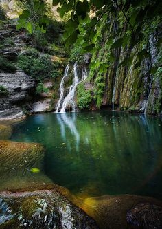 The Maiella National Park is located in the provinces of Chieti, Pescara and L'Aquila, in the region of Abruzzo, Italy. It is centered around the Maiella massif, whose highest peak is Monte Amaro.