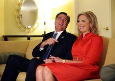 Ann Romney Shares Her Love For Mitt With America