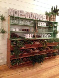 Joanna Gaines's Blog | HGTV Fixer Upper | Magnolia Homes - change displays per the season
