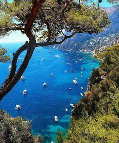 Capri, İtaly