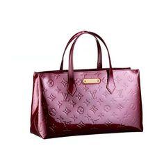 ea22607e51b1 Sac a main Louis Vuitton Wilshire PM Rouge Fauviste MoNo