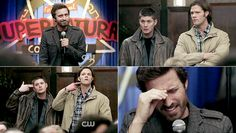 #Supernatural - The Real Ghostbusters