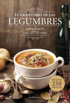 AdoroCocinar: El gran libro de las legumbres