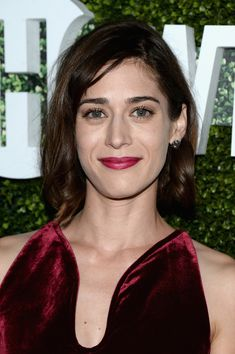 Lizzy Caplan - CBS, CW, Showtime Summer TCA Party